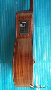 Matsouka guitar M 30, M 40, M50, M60N, M 85 có EQ - 14