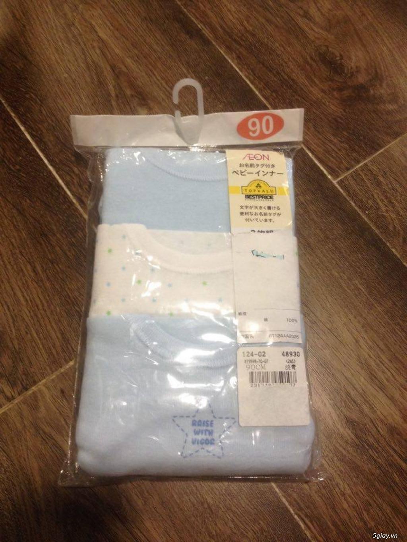Set 3 áo trẻ em Topvalu Aeon - 2
