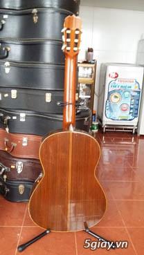 Matsouka guitar M 30, M 40, M50, M60N, M 85 có EQ - 11