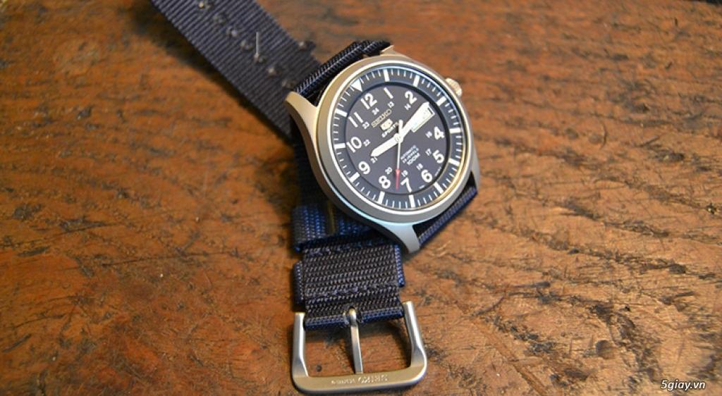 Đồng hồ Seiko - Citizen chính hãng - 12