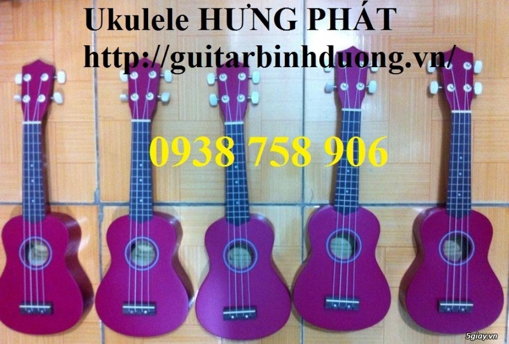 bán đàn Ukulele giá rẻ tại tại cửa hàng nhạc cụ mới Bình Dương - 28