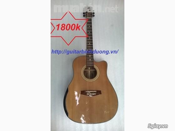 bán Đàn Guitar Giá Rẻ từ 390k tại cửa hàng nhạc cụ mới Bình Dương - 4