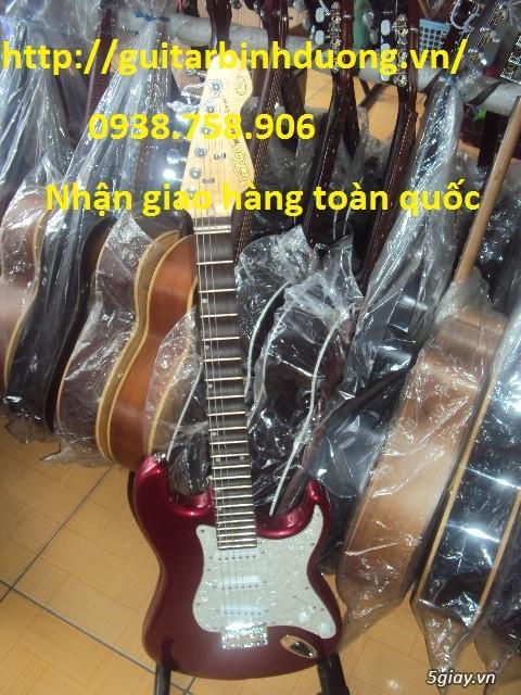 bán đàn Guitar Cổ Thùng giá rẻ từ 490k tại cửa hàng nhạc cụ Bình Dương - 16