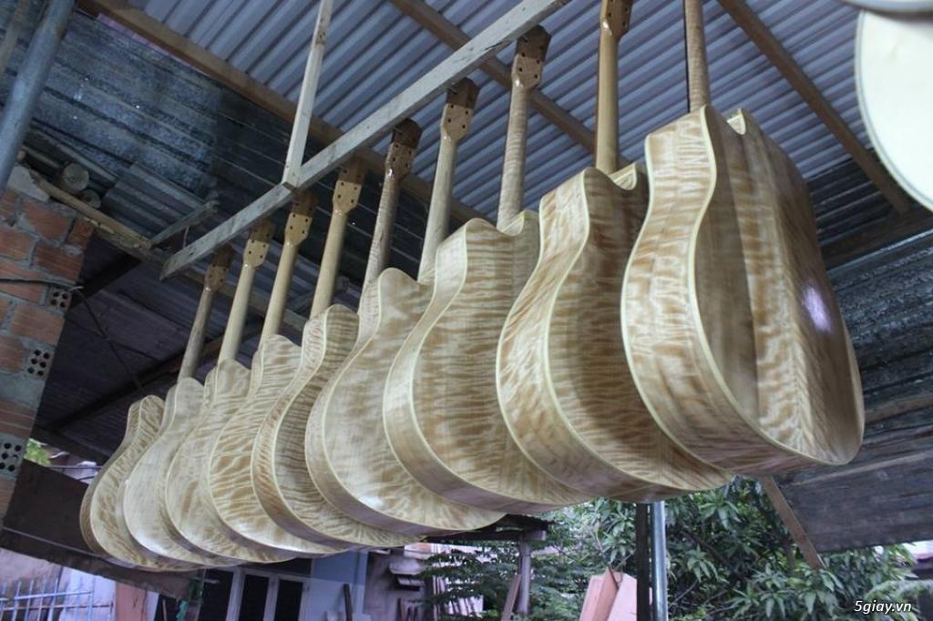 bán Đàn Guitar Giá Rẻ từ 390k tại cửa hàng nhạc cụ mới Bình Dương - 27