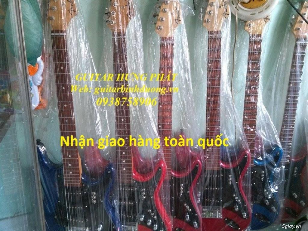 bán đàn Guitar Cổ Thùng giá rẻ từ 490k tại cửa hàng nhạc cụ Bình Dương - 12