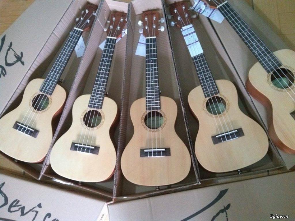 bán đàn Ukulele giá rẻ tại tại cửa hàng nhạc cụ mới Bình Dương - 23