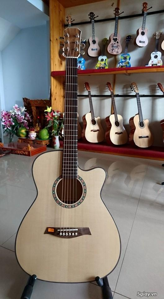 bán đàn Ukulele giá rẻ tại tại cửa hàng nhạc cụ mới Bình Dương - 9