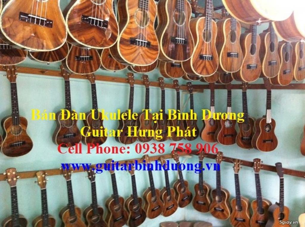 bán đàn Ukulele giá rẻ tại tại cửa hàng nhạc cụ mới Bình Dương - 37