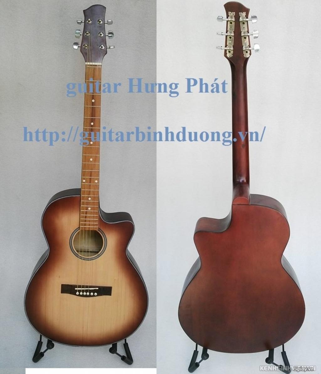 bán Đàn Guitar Giá Rẻ từ 390k tại cửa hàng nhạc cụ mới Bình Dương - 2