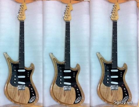 bán đàn Guitar Cổ Thùng giá rẻ từ 490k tại cửa hàng nhạc cụ Bình Dương - 21