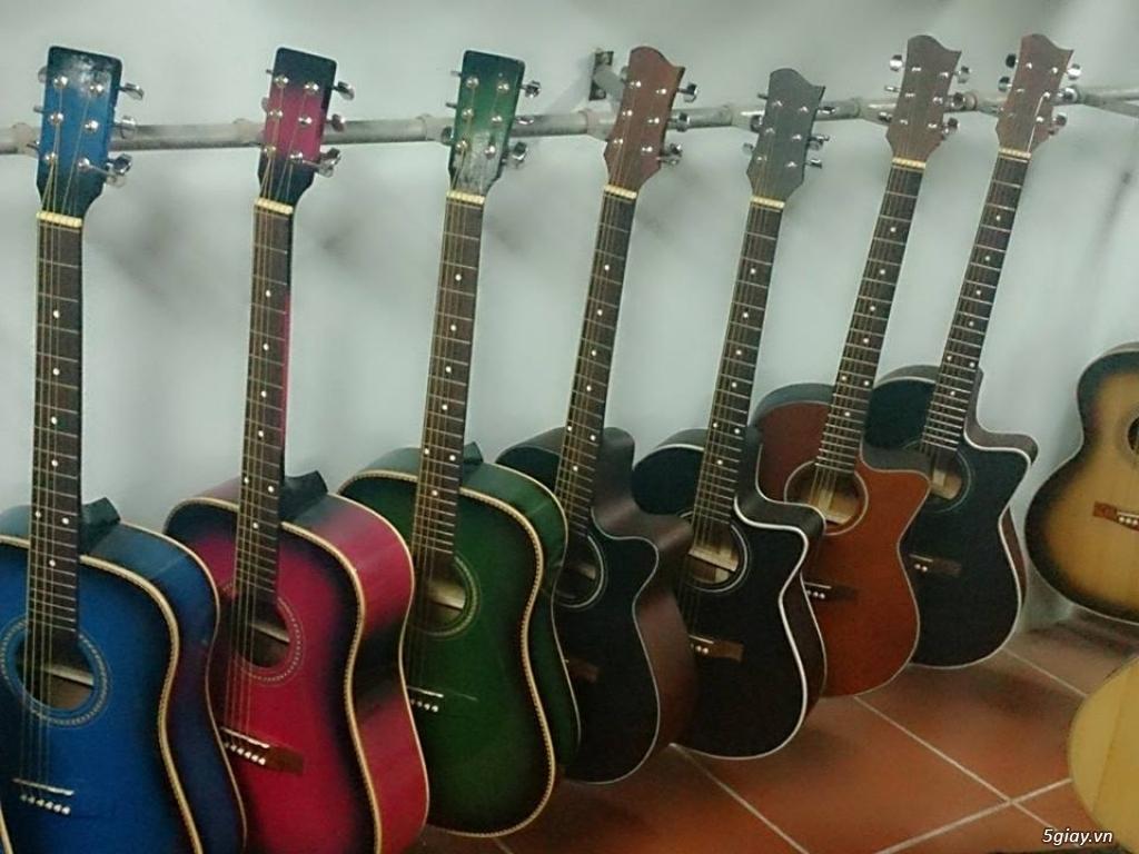 bán Đàn Guitar Giá Rẻ từ 390k tại cửa hàng nhạc cụ mới Bình Dương - 26