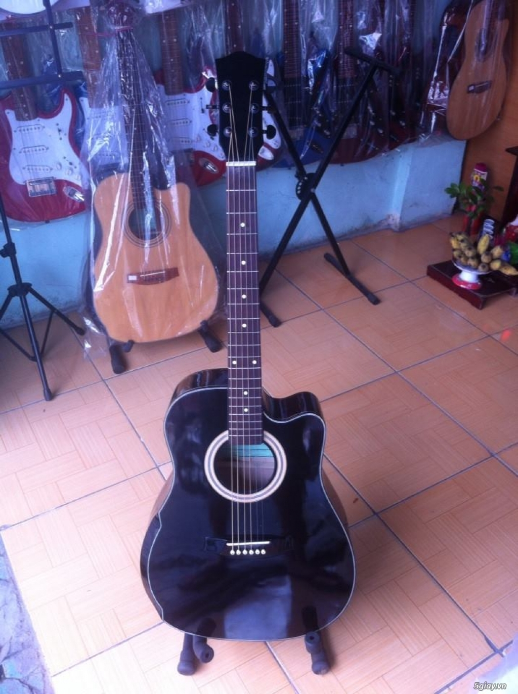 bán Đàn Guitar Giá Rẻ từ 390k tại cửa hàng nhạc cụ mới Bình Dương - 11