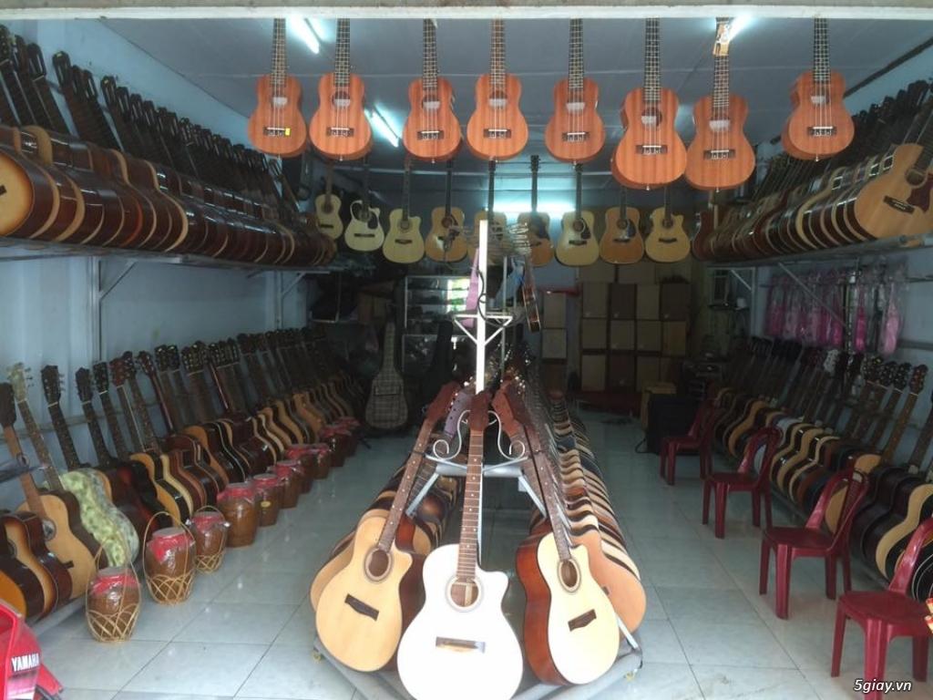 bán Đàn Guitar Giá Rẻ từ 390k tại cửa hàng nhạc cụ mới Bình Dương - 33