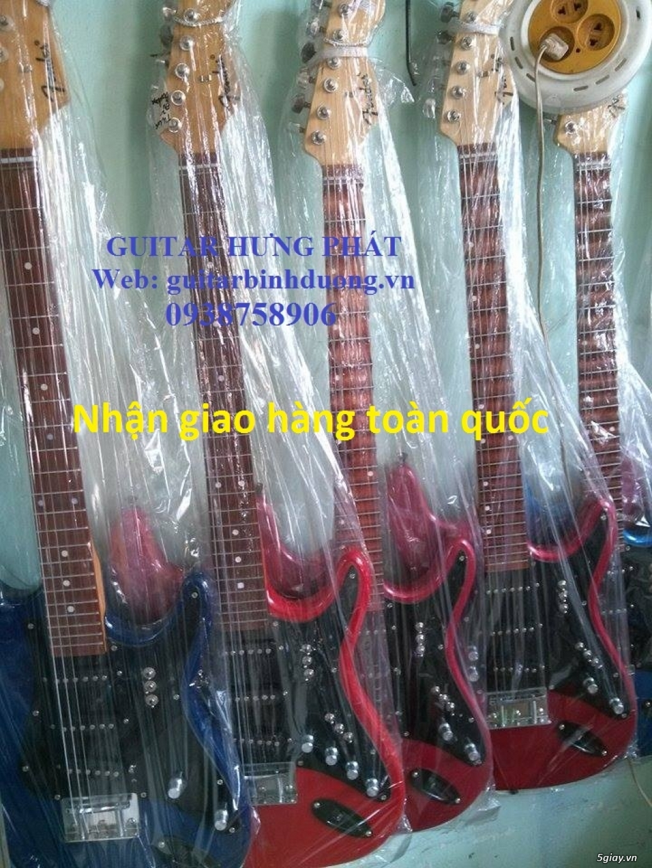 bán đàn Guitar Cổ Thùng giá rẻ từ 490k tại cửa hàng nhạc cụ Bình Dương - 14