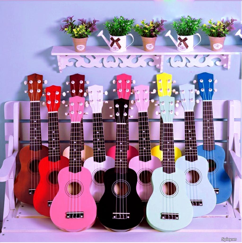 bán đàn Ukulele giá rẻ tại tại cửa hàng nhạc cụ mới Bình Dương - 18