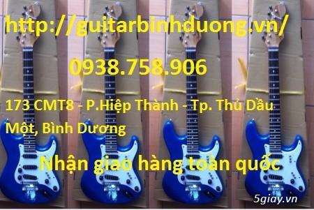 bán đàn Guitar Cổ Thùng giá rẻ từ 490k tại cửa hàng nhạc cụ Bình Dương - 39