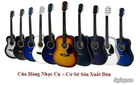 bán Đàn Guitar Giá Rẻ từ 390k tại cửa hàng nhạc cụ mới Bình Dương - 36