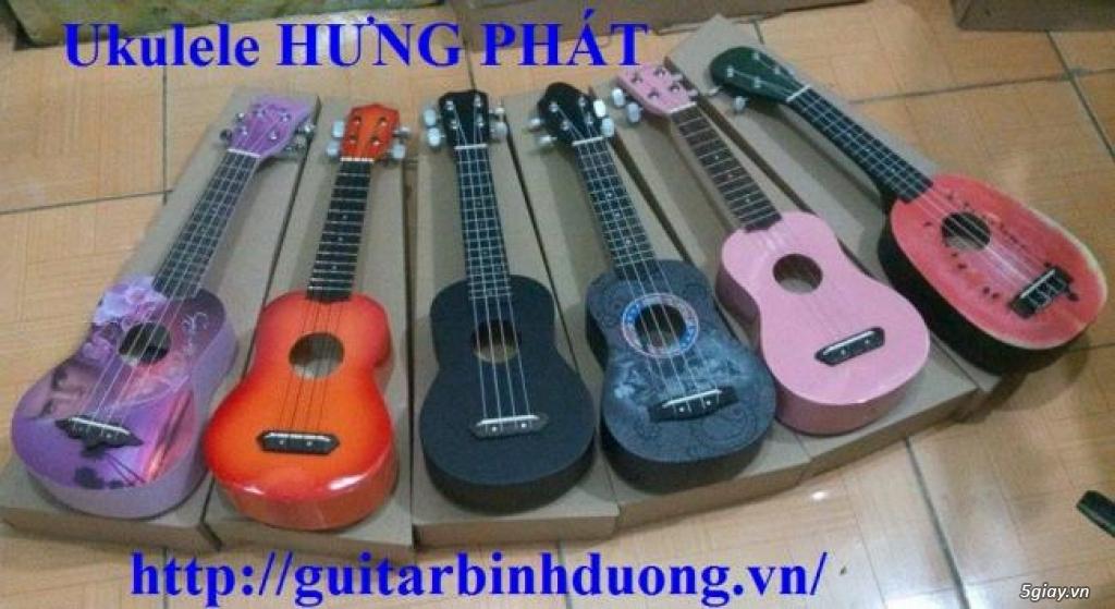 bán đàn Ukulele giá rẻ tại tại cửa hàng nhạc cụ mới Bình Dương - 25