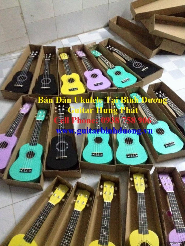 bán đàn Ukulele giá rẻ tại tại cửa hàng nhạc cụ mới Bình Dương - 40