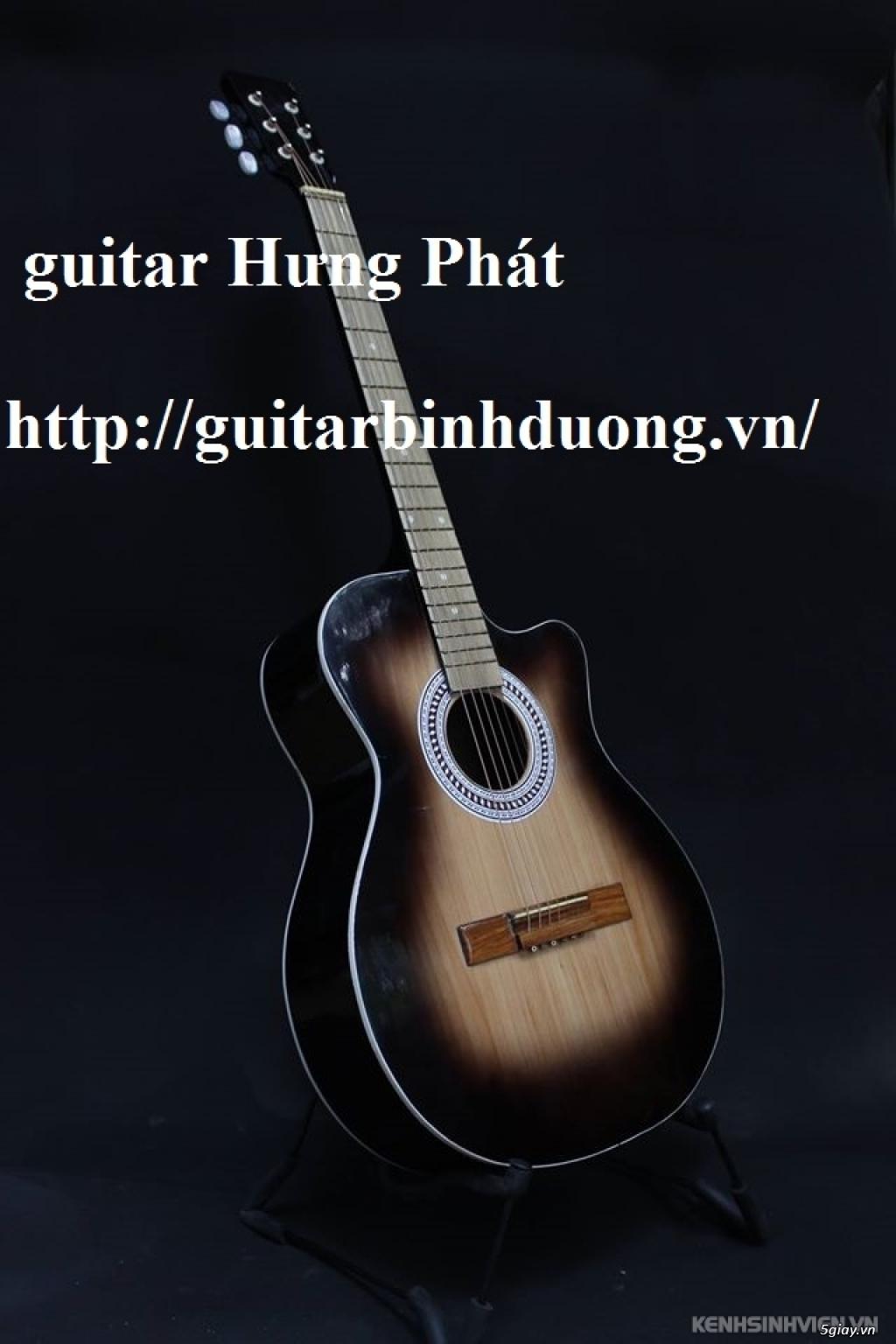 bán Đàn Guitar Giá Rẻ từ 390k tại cửa hàng nhạc cụ mới Bình Dương - 1