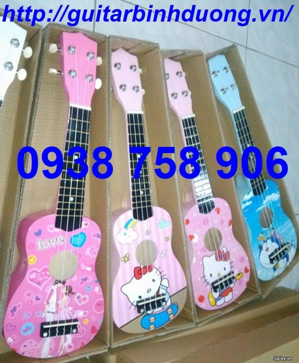 bán đàn Ukulele giá rẻ tại tại cửa hàng nhạc cụ mới Bình Dương - 27