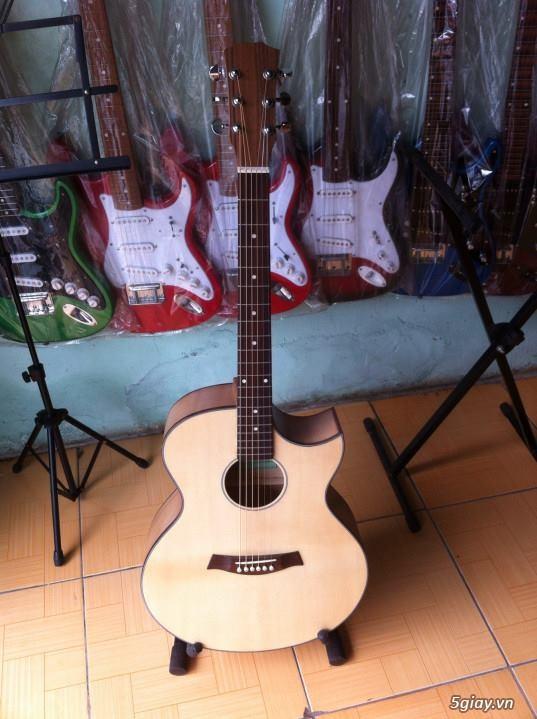 bán Đàn Guitar Giá Rẻ từ 390k tại cửa hàng nhạc cụ mới Bình Dương - 8