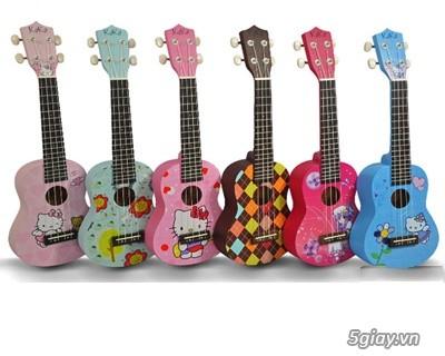 bán đàn Ukulele giá rẻ tại tại cửa hàng nhạc cụ mới Bình Dương - 44