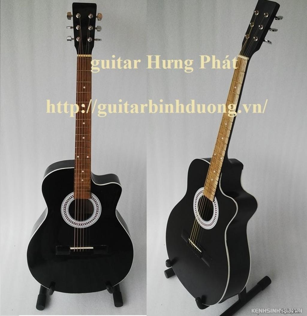 bán Đàn Guitar Giá Rẻ từ 390k tại cửa hàng nhạc cụ mới Bình Dương - 3