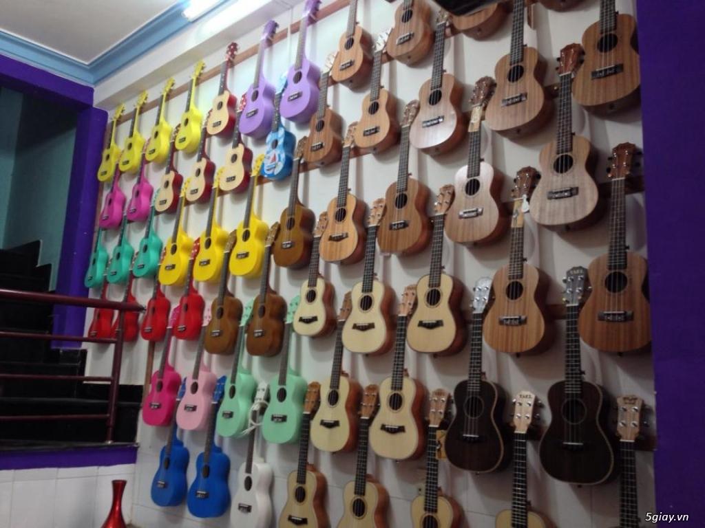 bán đàn Ukulele giá rẻ tại tại cửa hàng nhạc cụ mới Bình Dương - 20