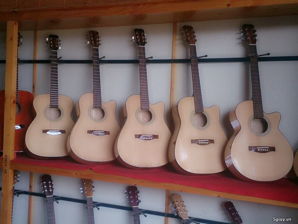 bán Đàn Guitar Giá Rẻ từ 390k tại cửa hàng nhạc cụ mới Bình Dương - 25