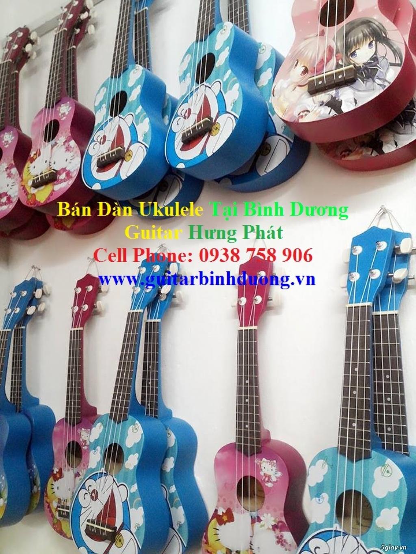 bán đàn Ukulele giá rẻ tại tại cửa hàng nhạc cụ mới Bình Dương - 41