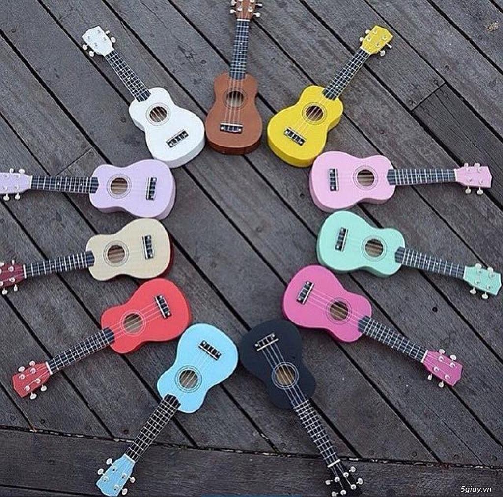 bán đàn Ukulele giá rẻ tại tại cửa hàng nhạc cụ mới Bình Dương - 13