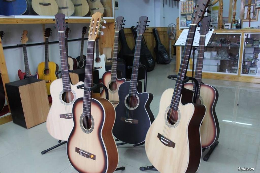 bán Đàn Guitar Giá Rẻ từ 390k tại cửa hàng nhạc cụ mới Bình Dương - 22