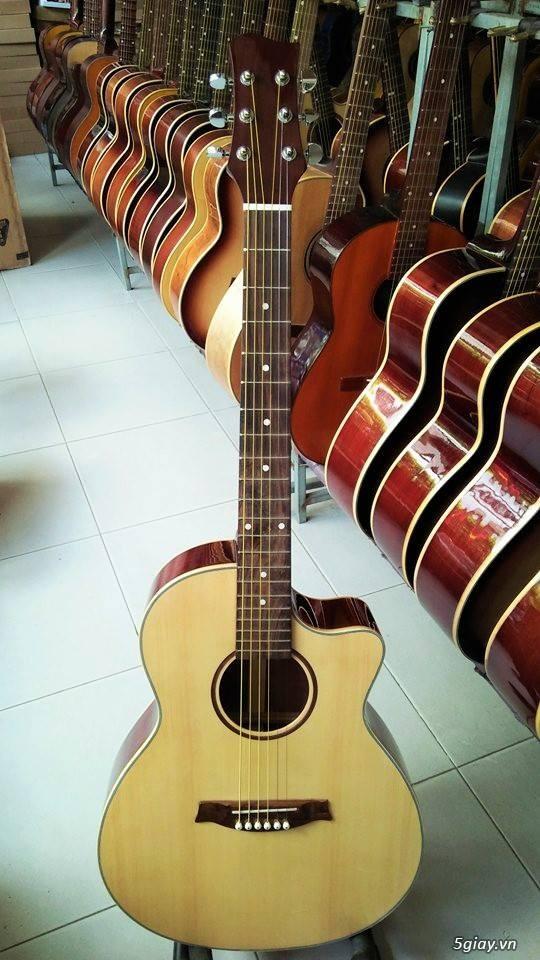 bán Đàn Guitar Giá Rẻ từ 390k tại cửa hàng nhạc cụ mới Bình Dương - 15