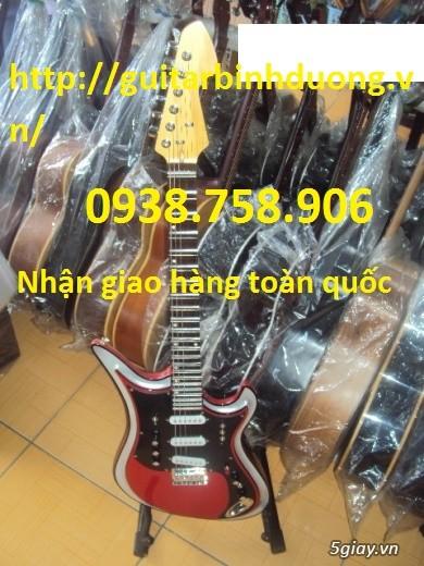 bán đàn Guitar Cổ Thùng giá rẻ từ 490k tại cửa hàng nhạc cụ Bình Dương - 13