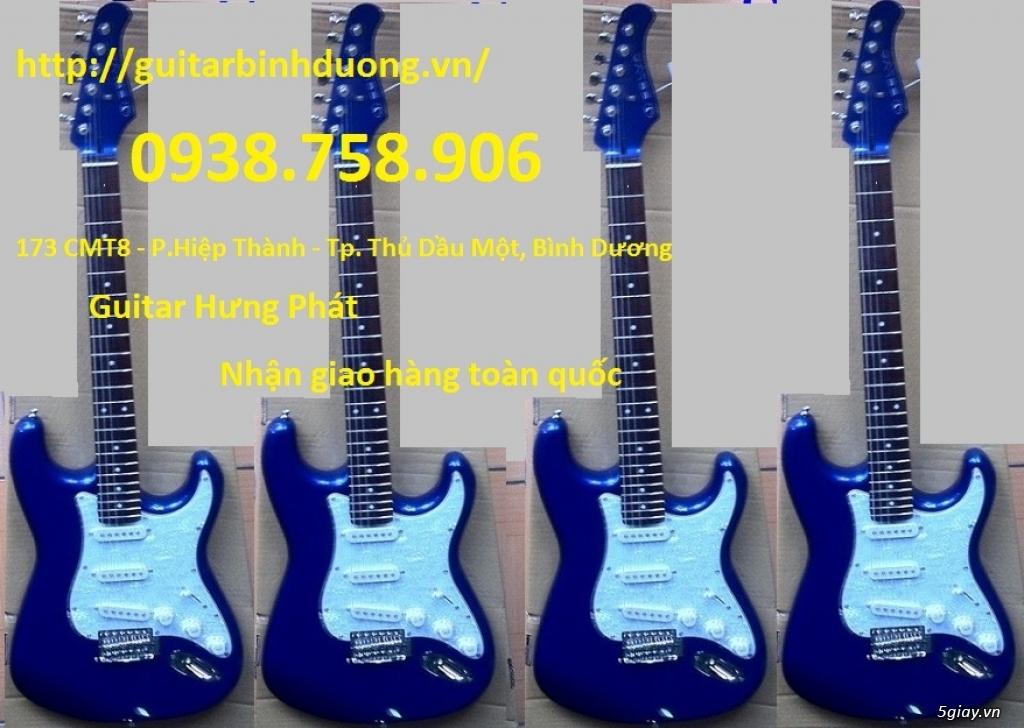 bán đàn Guitar Cổ Thùng giá rẻ từ 490k tại cửa hàng nhạc cụ Bình Dương - 40