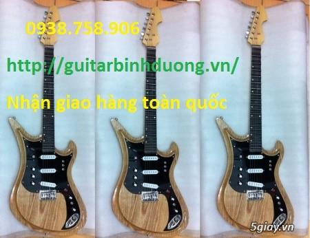 bán đàn Guitar Cổ Thùng giá rẻ từ 490k tại cửa hàng nhạc cụ Bình Dương - 11