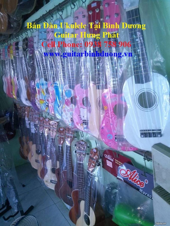 bán đàn Ukulele giá rẻ tại tại cửa hàng nhạc cụ mới Bình Dương - 42
