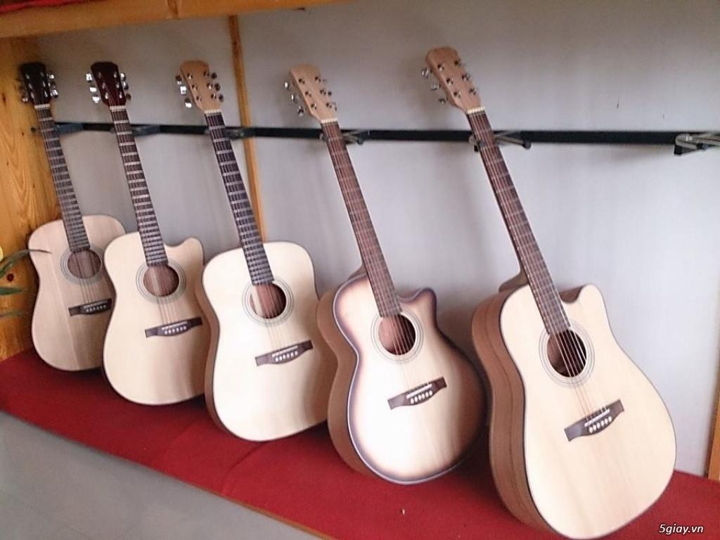bán Đàn Guitar Giá Rẻ từ 390k tại cửa hàng nhạc cụ mới Bình Dương - 28