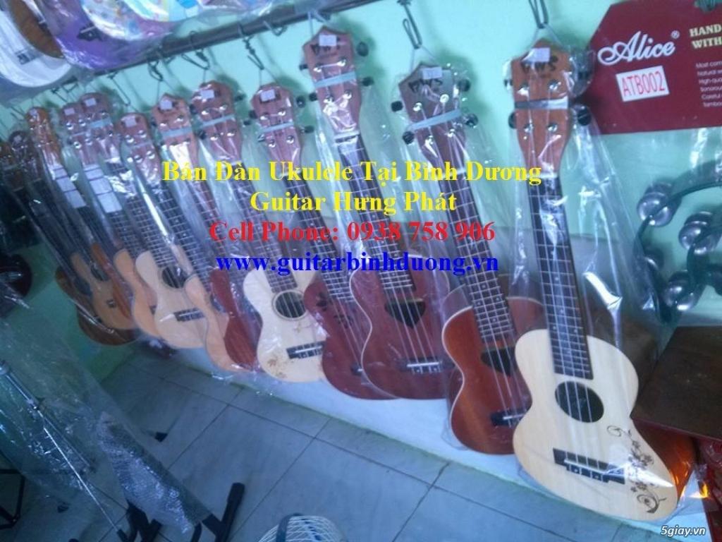 bán đàn Ukulele giá rẻ tại tại cửa hàng nhạc cụ mới Bình Dương - 43