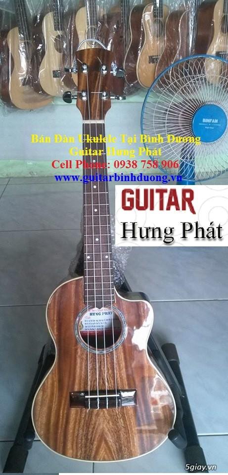 bán đàn Ukulele giá rẻ tại tại cửa hàng nhạc cụ mới Bình Dương - 39
