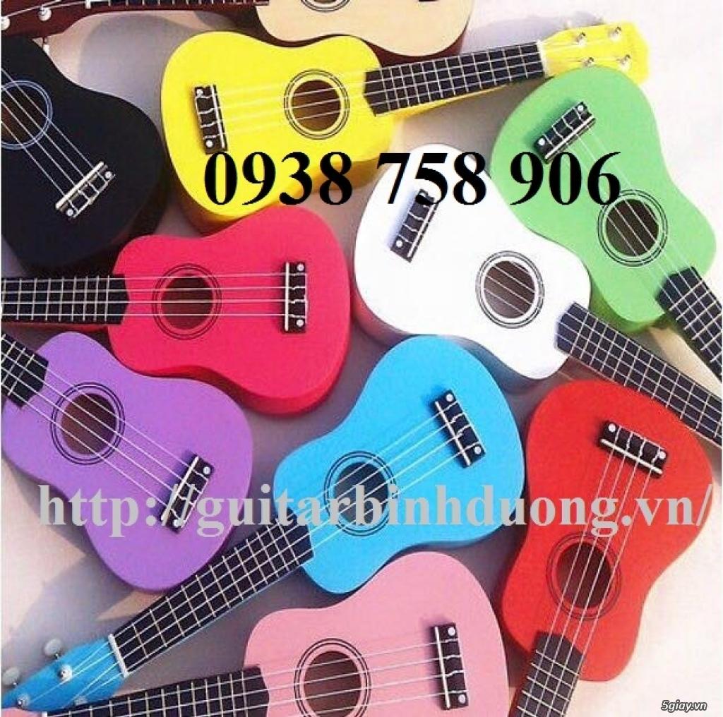 bán đàn Ukulele giá rẻ tại tại cửa hàng nhạc cụ mới Bình Dương - 22