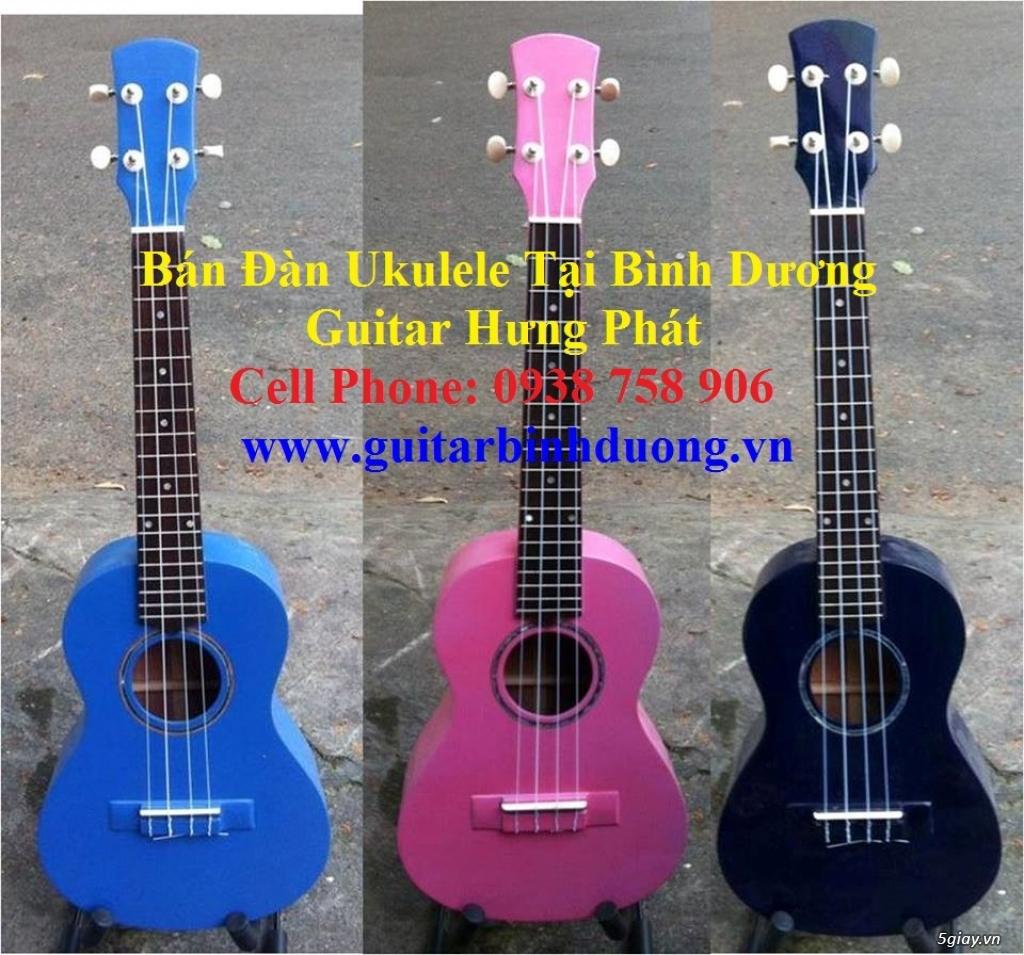 bán đàn Ukulele giá rẻ tại tại cửa hàng nhạc cụ mới Bình Dương - 38