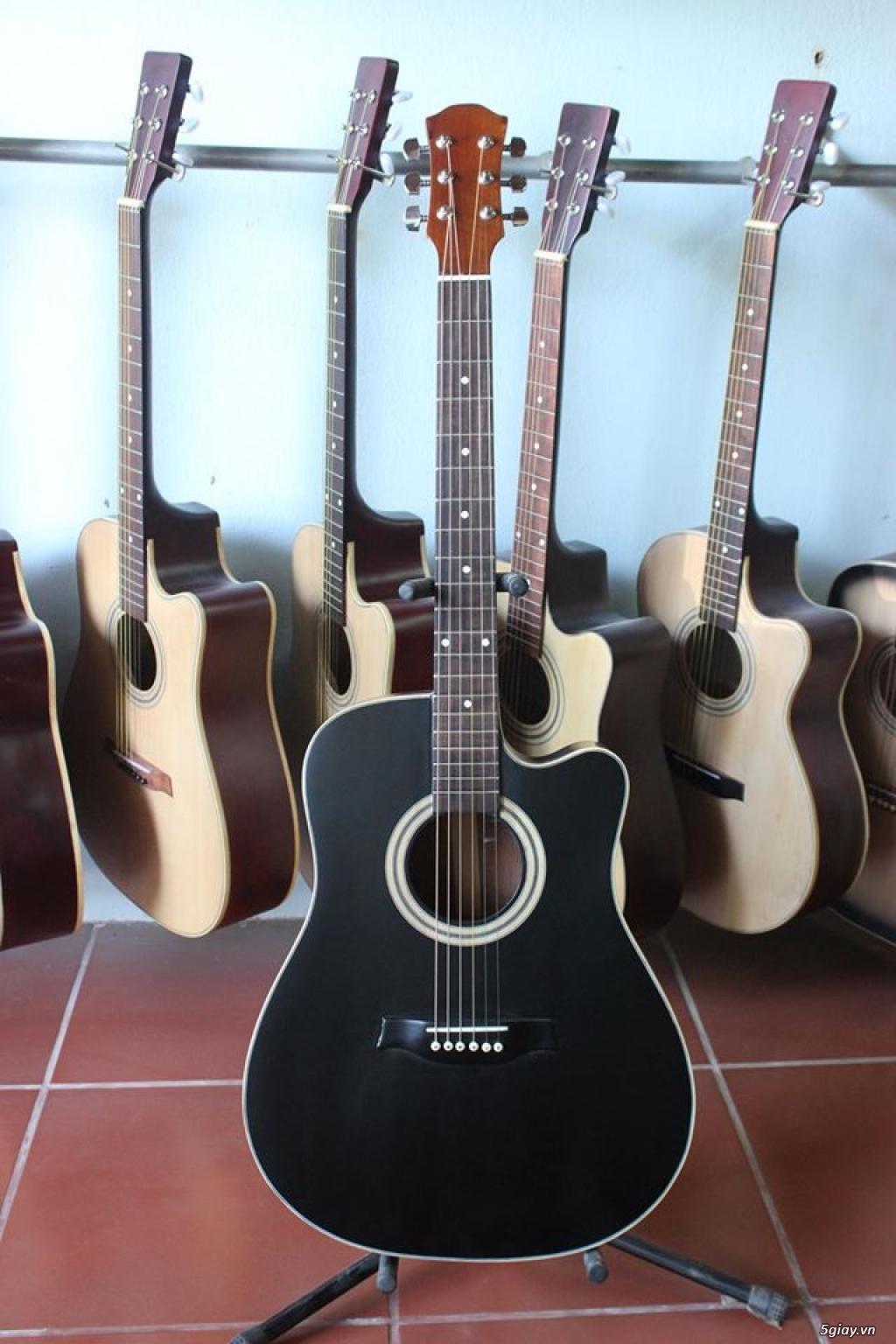 bán Đàn Guitar Giá Rẻ từ 390k tại cửa hàng nhạc cụ mới Bình Dương - 30