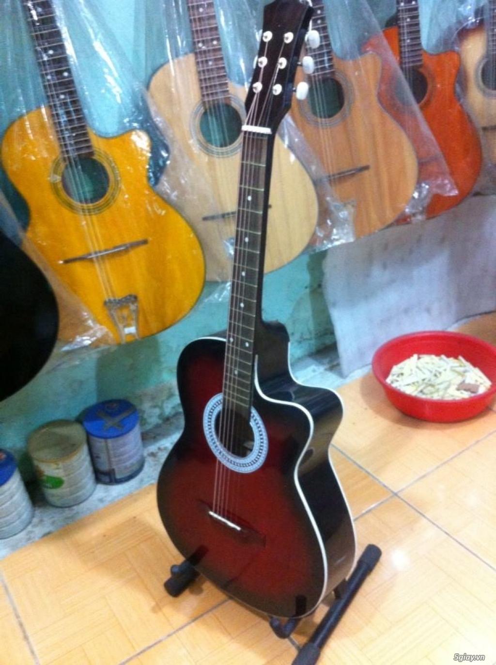 bán Đàn Guitar Giá Rẻ từ 390k tại cửa hàng nhạc cụ mới Bình Dương - 6