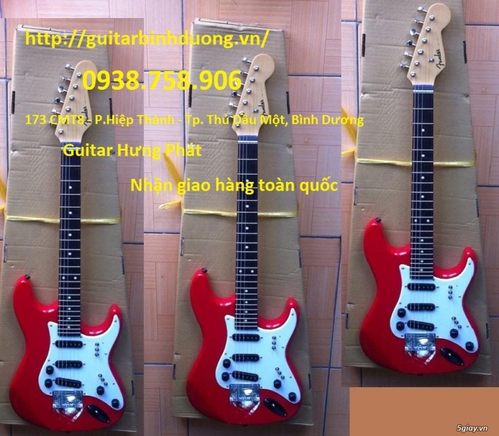 bán đàn Guitar Cổ Thùng giá rẻ từ 490k tại cửa hàng nhạc cụ Bình Dương - 41