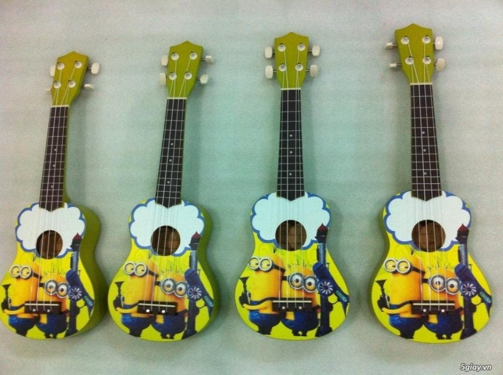 bán đàn Ukulele giá rẻ tại tại cửa hàng nhạc cụ mới Bình Dương - 45