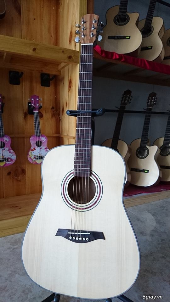 bán Đàn Guitar Giá Rẻ từ 390k tại cửa hàng nhạc cụ mới Bình Dương - 32