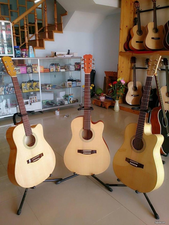 bán Đàn Guitar Giá Rẻ từ 390k tại cửa hàng nhạc cụ mới Bình Dương - 20