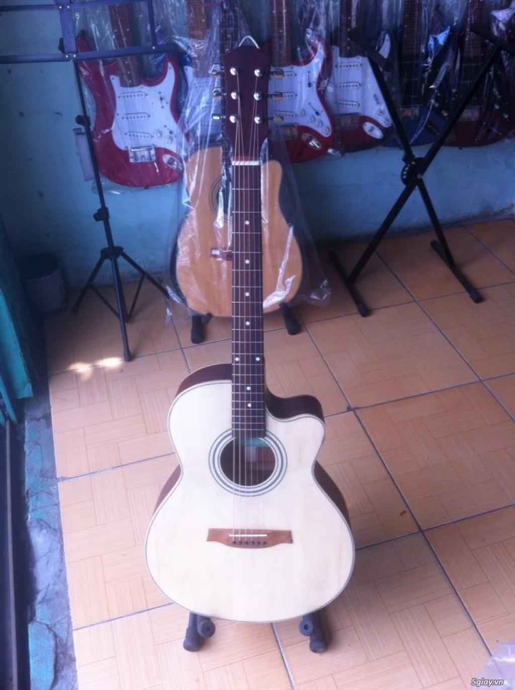 bán Đàn Guitar Giá Rẻ từ 390k tại cửa hàng nhạc cụ mới Bình Dương - 17